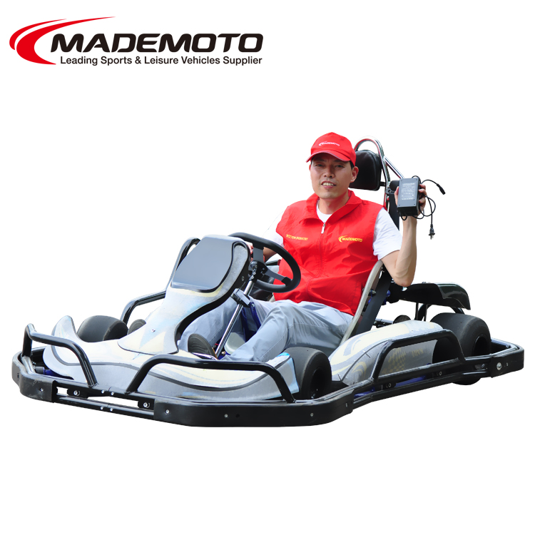 3000W AC Motor Adult Electric Racing Go Kart